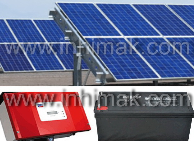 Home Solar Panel System iSS24-PV